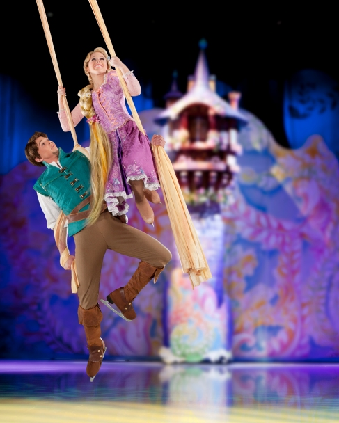 Rapunzel and Flynn[1][1]