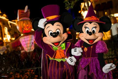 Boo To you! Mickey's Not So Scary Halloween Party Tips – Florida's ...